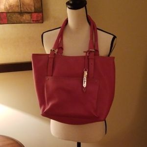 Cole Haan Leather Handbag EUC